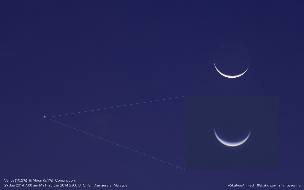 mars venus moon conjunction photos - photo #33